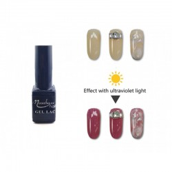 Gel Lac Light Effect